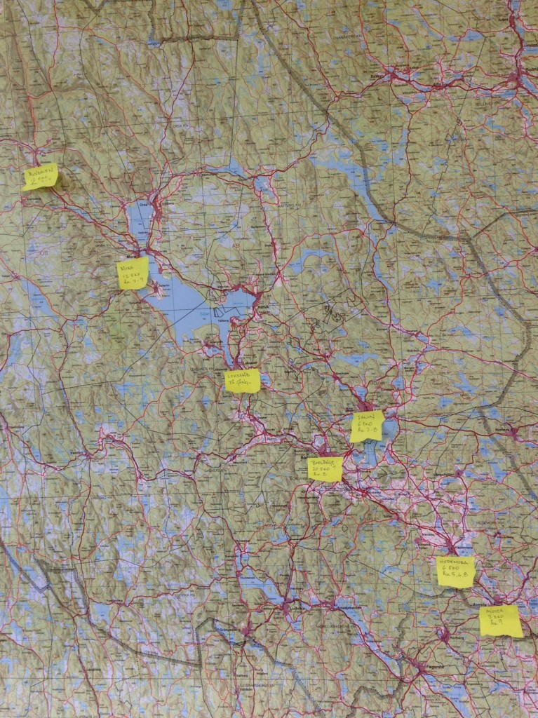 6 kommuner med EKO
