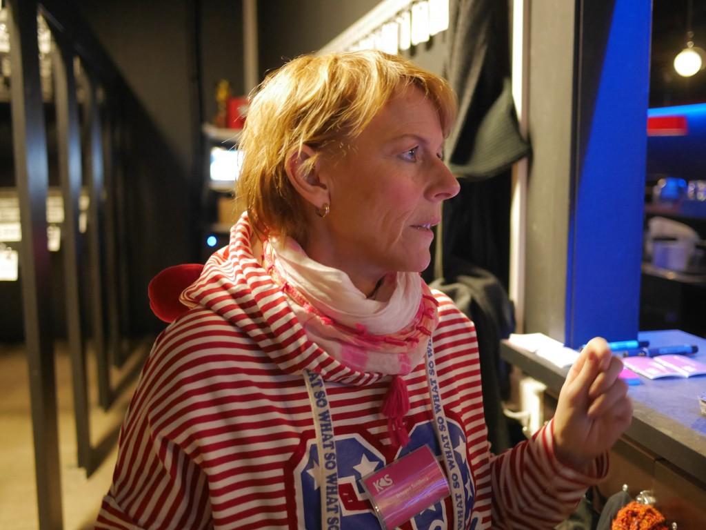 Droppen Sundberg från Riksteatern Dalarna
