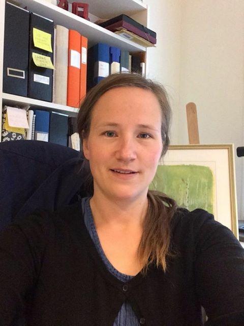 Anna Silfverin. Kultursekreterare Ludvika kommun